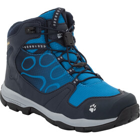 Jack Wolfskin Akka Texapore Mid Shoes Jungs night blue